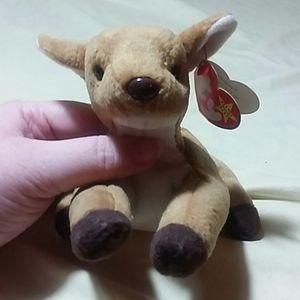 (3/$40) TY Beanie Baby Whisper (Retired)
